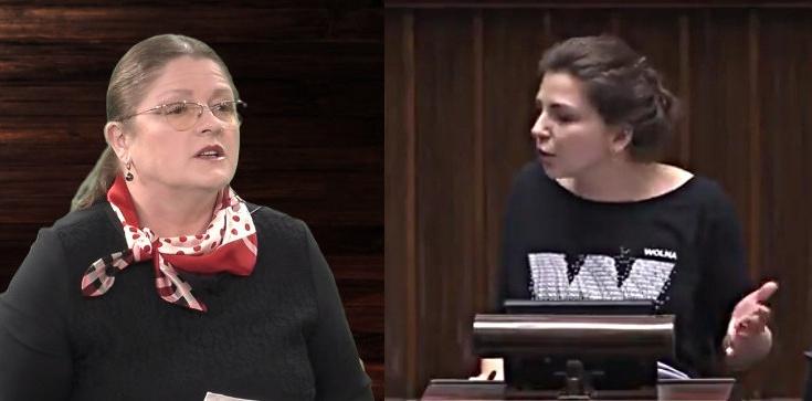 Krystyna Pawłowicz do posłanki Nowoczesnej: Do odbytu to nie kochanie a choroba, pani poseł - zdjęcie