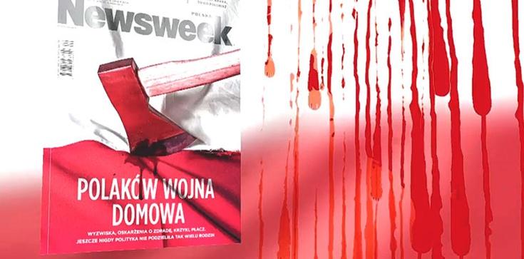 To po prostu KURIOZALNE! Newsweek zrzuca winę na PiS. Belki w swym oku nie widzi - zdjęcie
