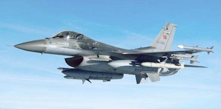 Wiadomo gdzie będą stacjonować tureckie myśliwce - zdjęcie