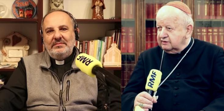 Ks. Tadeusz Isakowicz-Zaleski podważa relację kard. Dziwisza - zdjęcie