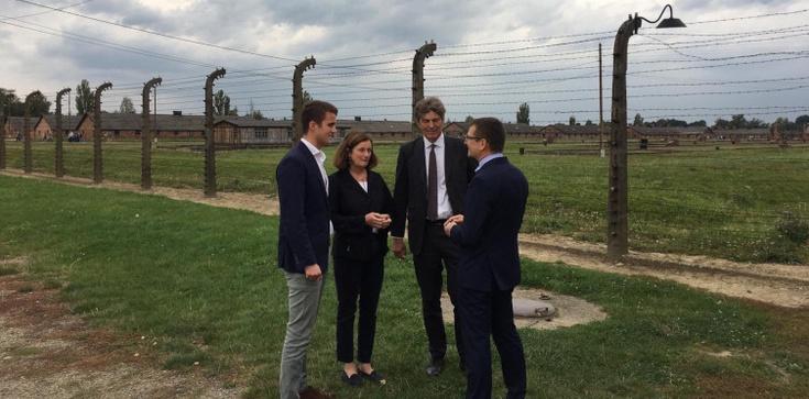 Nowy ambasador Niemiec w Auschwitz: To trudne dla Niemca…  - zdjęcie