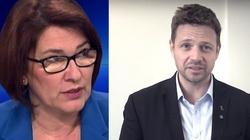 Beata Mazurek: Sojusz PO z urzędnikami UE to fakt! Słowa Trzaskowskiego są nie do pomyślenia - miniaturka