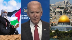 Demokraci krytykują Bidena: amerykańskie dolary nie mogą iść na izraelski apartheid w Jerozolimie - miniaturka
