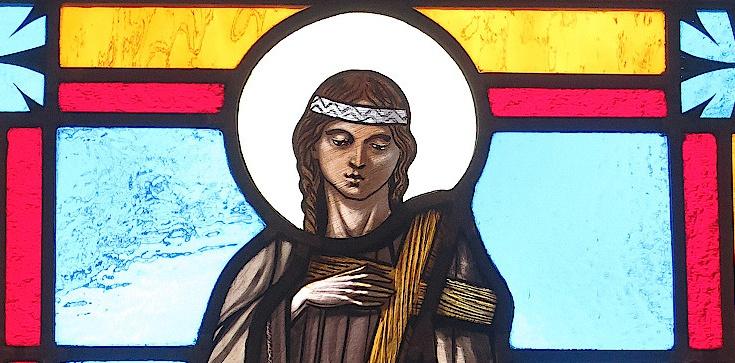 Pierwsza święta Indianka - Katarzyna Tekakwitha - zdjęcie