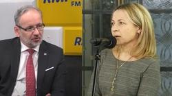 ,,Panie ministrze Niedzielski najwyższy czas wyeliminować całkowicie maski z życia publicznego'' - miniaturka