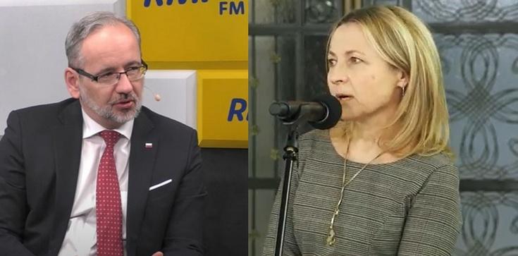 ,,Panie ministrze Niedzielski najwyższy czas wyeliminować całkowicie maski z życia publicznego'' - zdjęcie