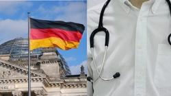 Skandal w Niemczech. Zamiast szczepionki pacjentom podawano roztwór soli - miniaturka