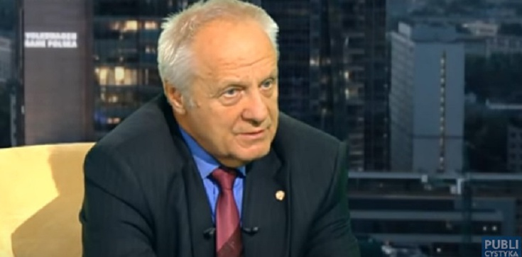 Stefan Niesiołowski: ,,Kaczyński jest obleśny jak waran z Komodo, ale Schetyna to zwykły prostak'' - zdjęcie