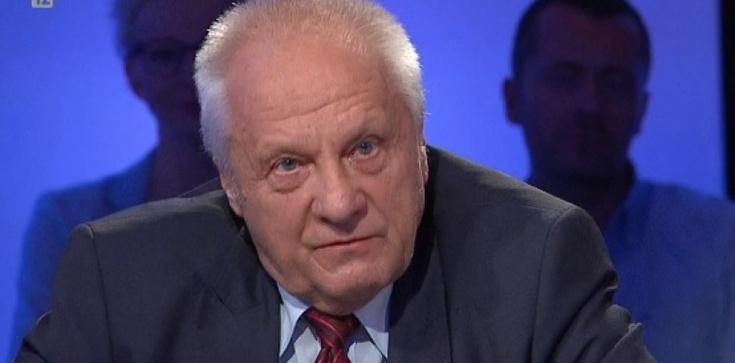 Trzeba modlić się za Stefana Niesiołowskiego! - zdjęcie