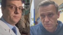 Odnaleziono byłego szefa szpitala, w którym leczony był Aleksiej Nawalny - miniaturka