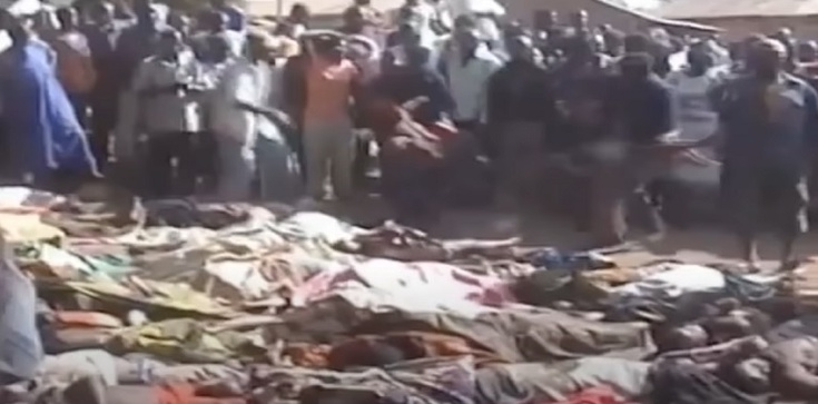 Dżihadyści znów strzelali do bezbronnych kobiet i dzieci. Są ofiary - zdjęcie