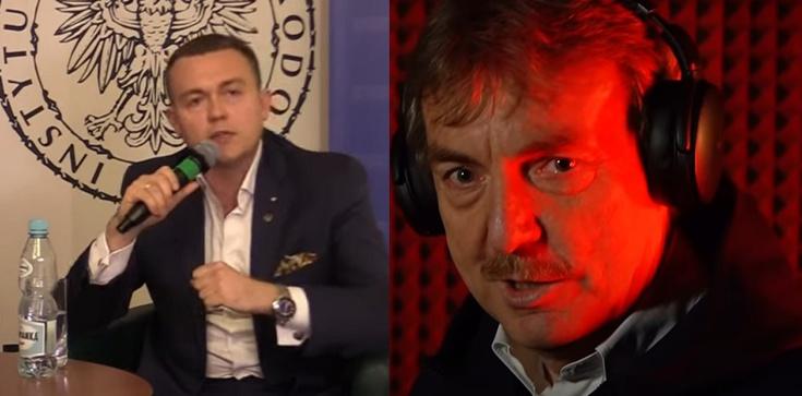 Boniek próbuje zastraszyć dziennikarza, bo ten napisał, że on ''chwalił Jaruzelskiego'' - zdjęcie