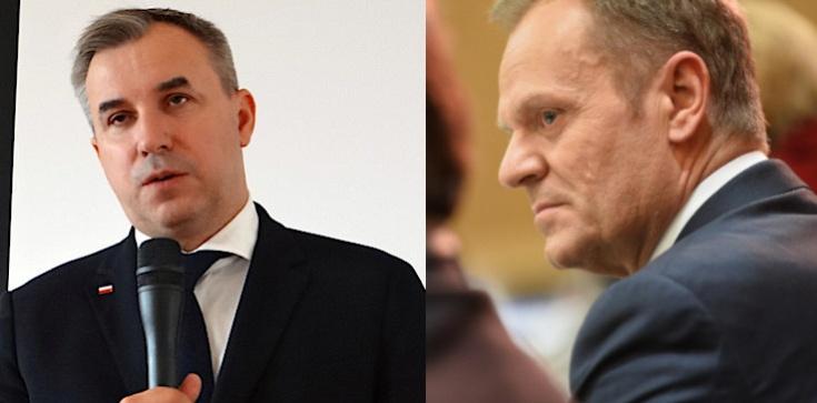 Wojciech Sumliński dla Frondy: Tusk i tajne związki z Niemcami. Cała prawda - zdjęcie