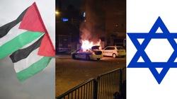 """[Wideo] Dantejskie sceny w Izraelu. Lincze i przemoc. """"Dla Żydów koegzystencja to zjeść w arabskiej restauracji"""" - miniaturka"""