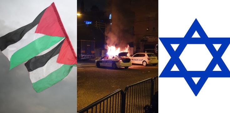 [Wideo] Dantejskie sceny w Izraelu. Lincze i przemoc. ,,Dla Żydów koegzystencja to zjeść w arabskiej restauracji'' - zdjęcie