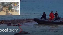 Włochy. Trumny z cmentarza trafiły do morza [Wideo] - miniaturka