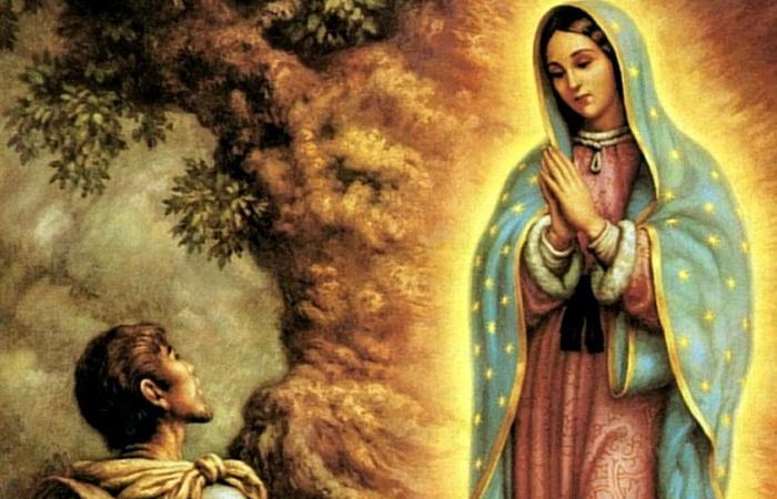 Matka Boża z Guadalupe. Obraz nie ręką ludzką uczyniony!  - zdjęcie