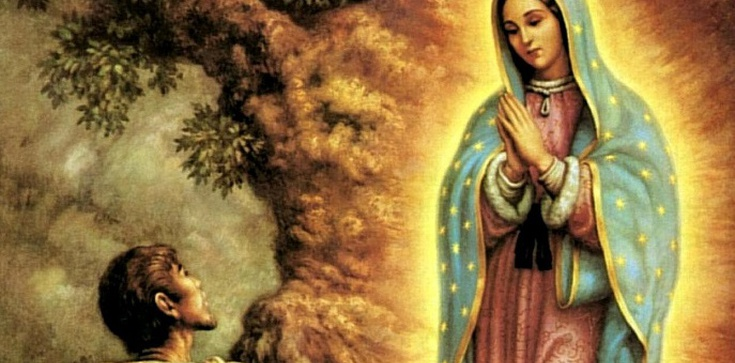 Modlitwa w potrzebie do Najświętszej Maryi Panny z Guadalupe - zdjęcie