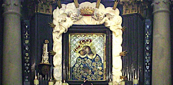 Modlitwa zawierzenia Najświętszej Maryi Pannie Kalwaryjskiej. Tę modlitwę odmawiał Jan Paweł II. Matko Kalwaryjska... - zdjęcie