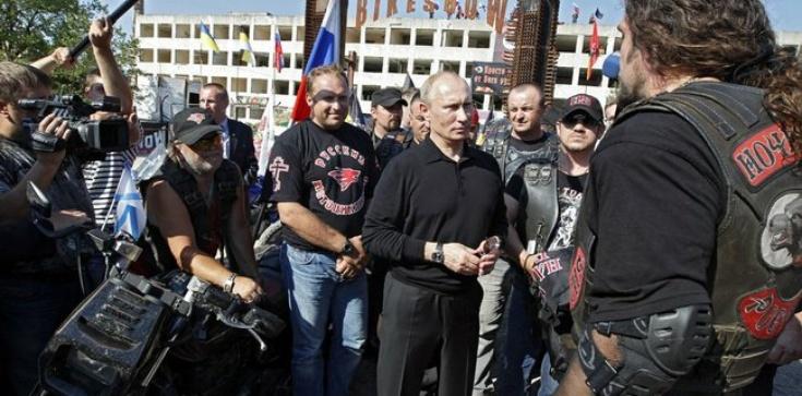 'Cień Babilonu'. Putin, Krym, gangsterzy i opozycja - zdjęcie