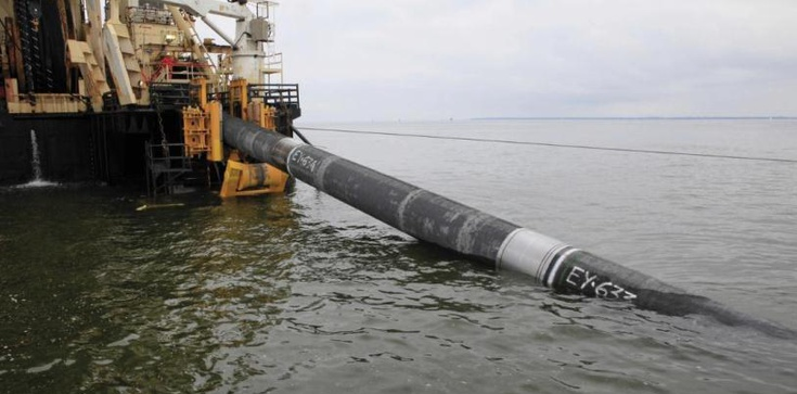Polacy namawiają USA i Danię na sankcje za NordStream2 - zdjęcie