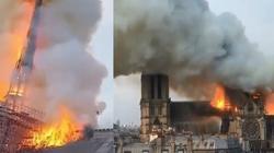 Dwa lata temu wybuchł pożar w katedrze Notre-Dame. Dziś rektor świątyni dziękuje Polakom - miniaturka