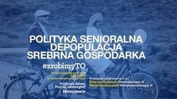 'Polityka senioralna, DEPOPULACJA... zrobimy to!'- oto program Nowoczesnej! - miniaturka