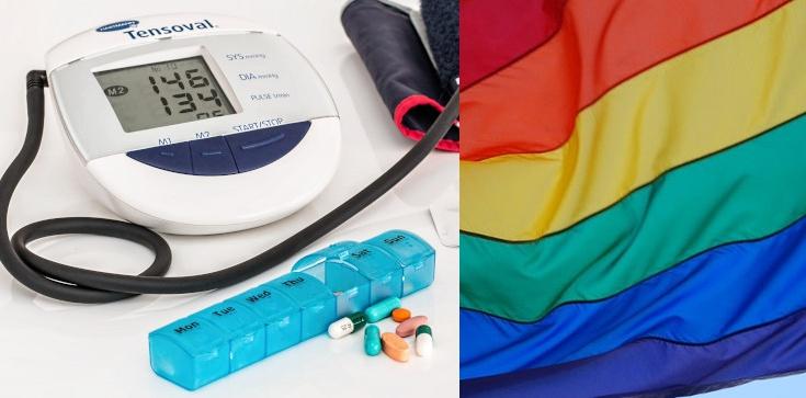 Homofobia przyczyną ciężkich chorób osób LGBT. A co z chrystianofobią, polonofobią, dyskryminacją ciężarnych? - zdjęcie