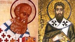 Święci Grzegorzu i Bazyli - módlcie się za nami! - miniaturka