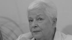 Krystyna Grzybowska nie żyje - miniaturka