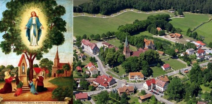 Cudowne objawienia w Gietrzwałdzie - oto, czego chciała Maryja - zdjęcie