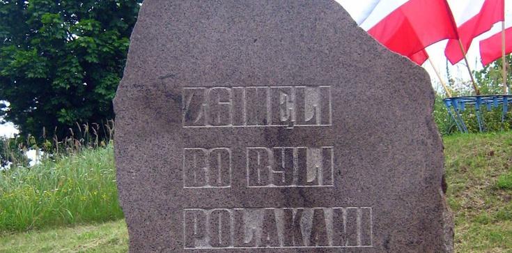 Uczcijmy dziś pamięć ofiar Obławy Augustowskiej - zdjęcie