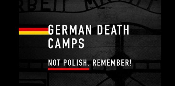 Niemcy znów o ,,polskim obozie koncentracyjnym''. Ambasada w Berlinie żąda szybkiego sprostowania - zdjęcie