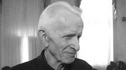 Ostatnie pożegnanie o. Huberta Czumy - miniaturka
