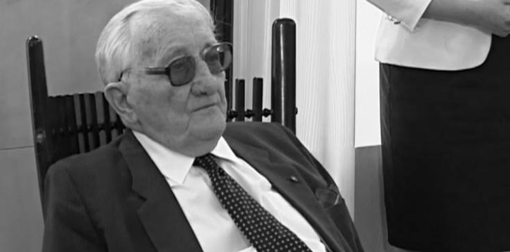 Zmarł K. Tendera, więzień Auschwitz. Wytoczył proces ZDF za ,,polskie obozy''. Nie doczekał sprawiedliwości - zdjęcie
