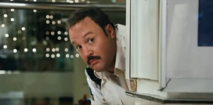 Oficer Blart 2 - dobra komedia dla całej rodziny! - zdjęcie