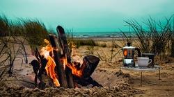 Nie chcesz mandatu za ognisko na plaży? PRZECZYTAJ! - miniaturka