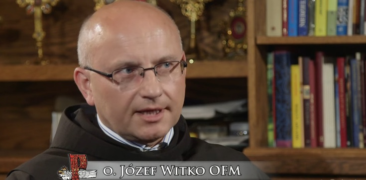 O. Józef Witko: Przebaczenie kontra uraza. Jak wyjść z pulapki złego ducha - zdjęcie