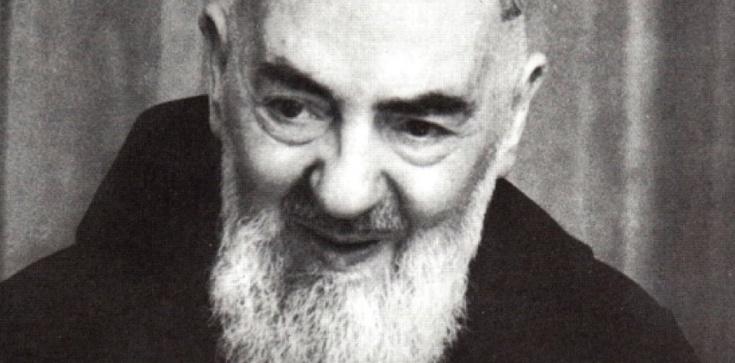 O. Pio miał objawienia końca świata - zdjęcie