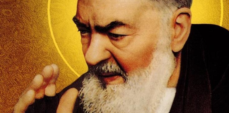 Święty ojciec Pio z Pietrelciny, prezbiter - zdjęcie