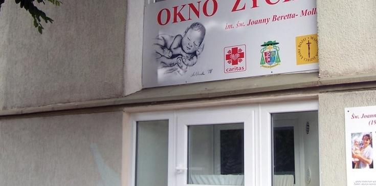 Matka Kurka: Okno życia - matki nie można w żaden sposób ścigać - zdjęcie