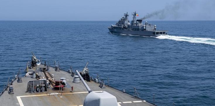 NATO utrzyma swoją obecność na Morzu Czarnym po incydencie z brytyjskim niszczycielem. Rosja obawia się utraty dominacji - zdjęcie