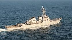 Kolejny amerykański okręt płynie na Morze Czarne - miniaturka
