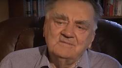 Olszewski ostro o 'nieautoryzowanej biografii' Macierewicza. 'To się nie skończyło 4 czerwca 1992 r.' - miniaturka