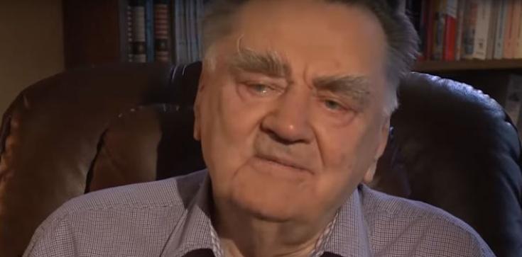 Były premier Jan Olszewski: Bez Kaczyńskiego PiS się rozpadnie - zdjęcie