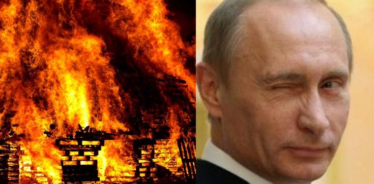 Płonie elektrownia w Jaworznie. Kolejna dywersja Moskwy? - zdjęcie