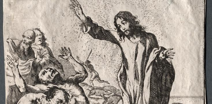 ,,Czego chcesz od nas, Jezusie, Synu Boży?'' - zdjęcie