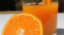 Antyrakowa bomba - koktajl na bazie pomarańczy - miniaturka