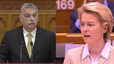 Węgry chronią dzieci przed homopropagandą. Von der Leyen straszy konsekwencjami - miniaturka