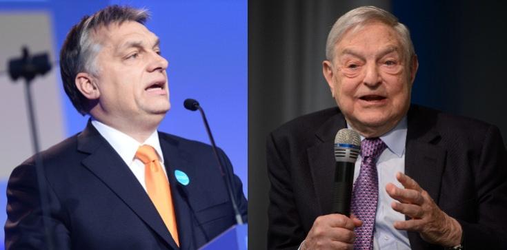 Jerzy Soros ucieka z Węgier. Wiktor Orban zwyciężył - zdjęcie